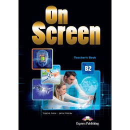 On Screen B2 Teacher's Book (interleaved)