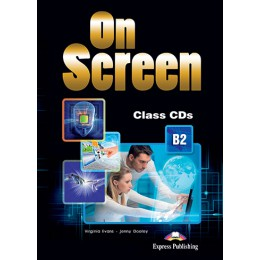 On Screen B2 - Class Audio CDs (set of 3)