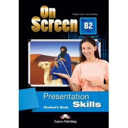 On Screen B2 - Presentation Skills Student's Book
