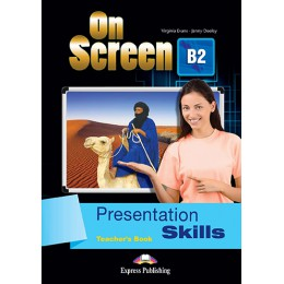 On Screen B2 Presentation Skills Teacher's Book