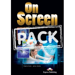 On Screen B2 - Workbook & Grammar Book