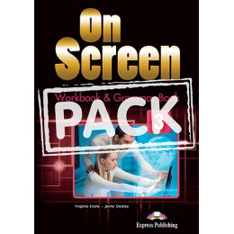 On Screen B2+ - Workbook & Grammar Book