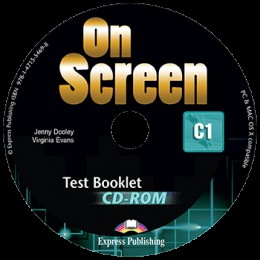 On Screen C1 - Test Booklet CD-ROM