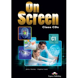 On Screen C1 - Class CDs (set of 5)