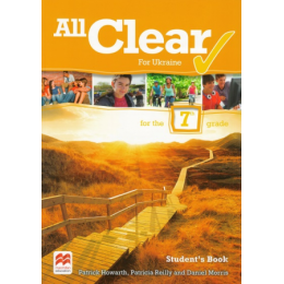 All Clear Level 3 Student's Book